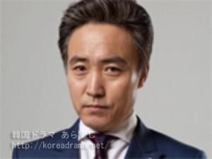 オムヒョソプ  カンソンウク役