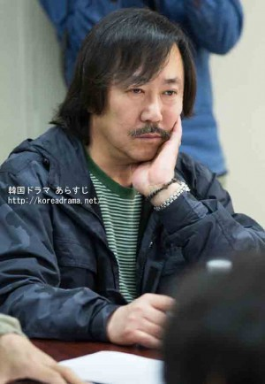 ヤンサンバク 役 イウォンジェ