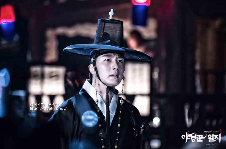チョンイル 詩と絵に才能があった先王の親譲りなのか計術品を見る目が優れたし琴と笛み...  韓国