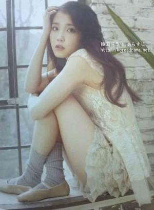 韓国ドラマ プロデューサー アイユ(IU)